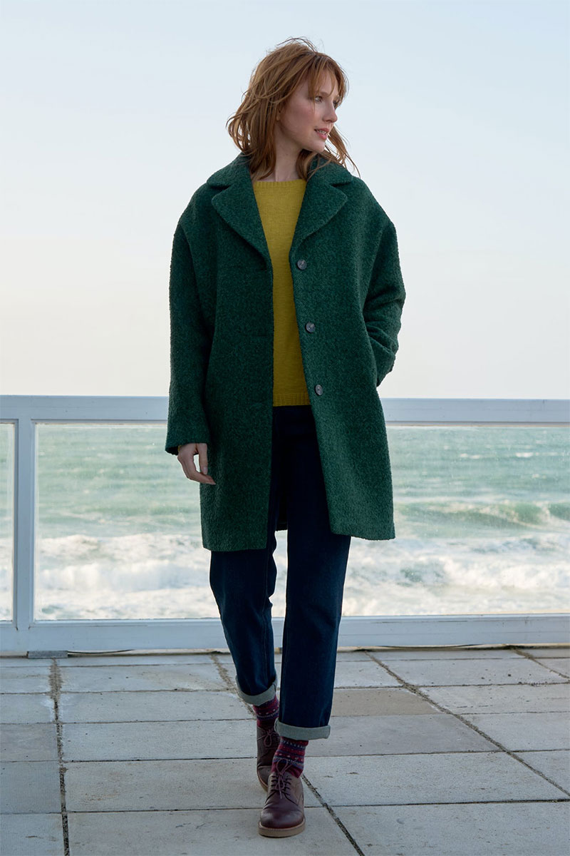 Seasalt-Trenwheal Coat