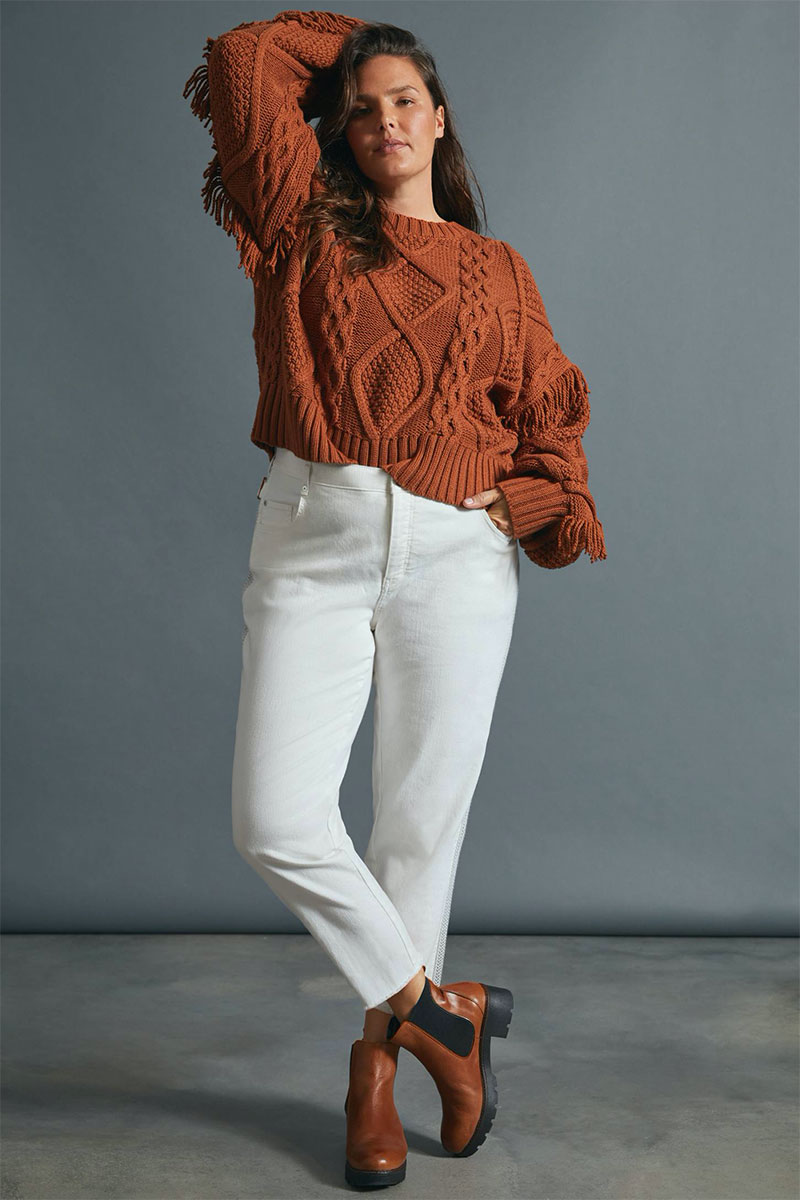 Anthropologie Pilcro Ultra-High Rise Side Striped Slim Jeans