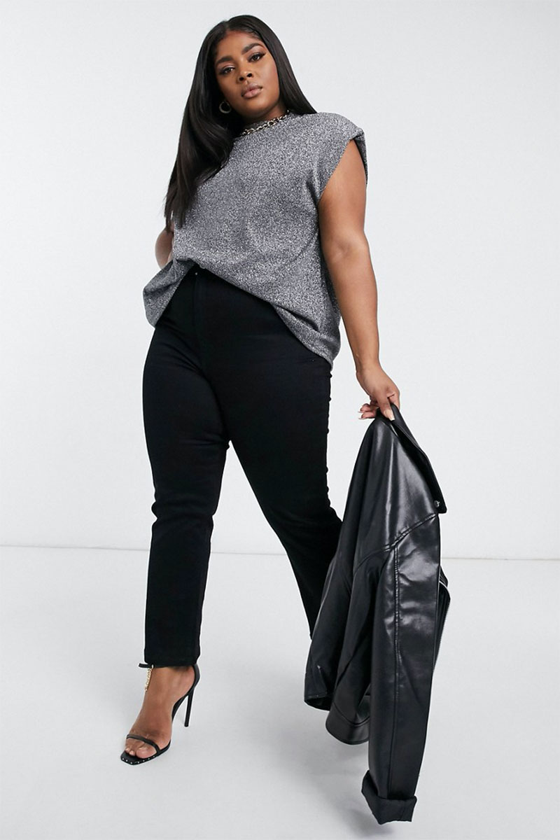 ASOS Only Curve Tank