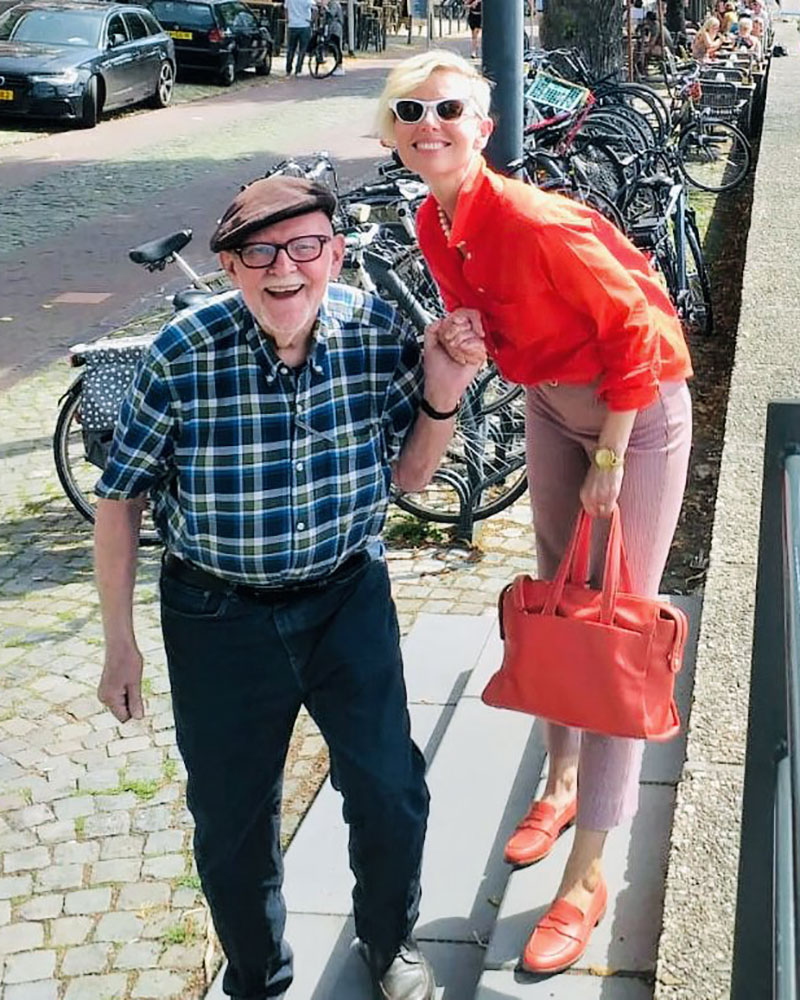 Jaap and Angie