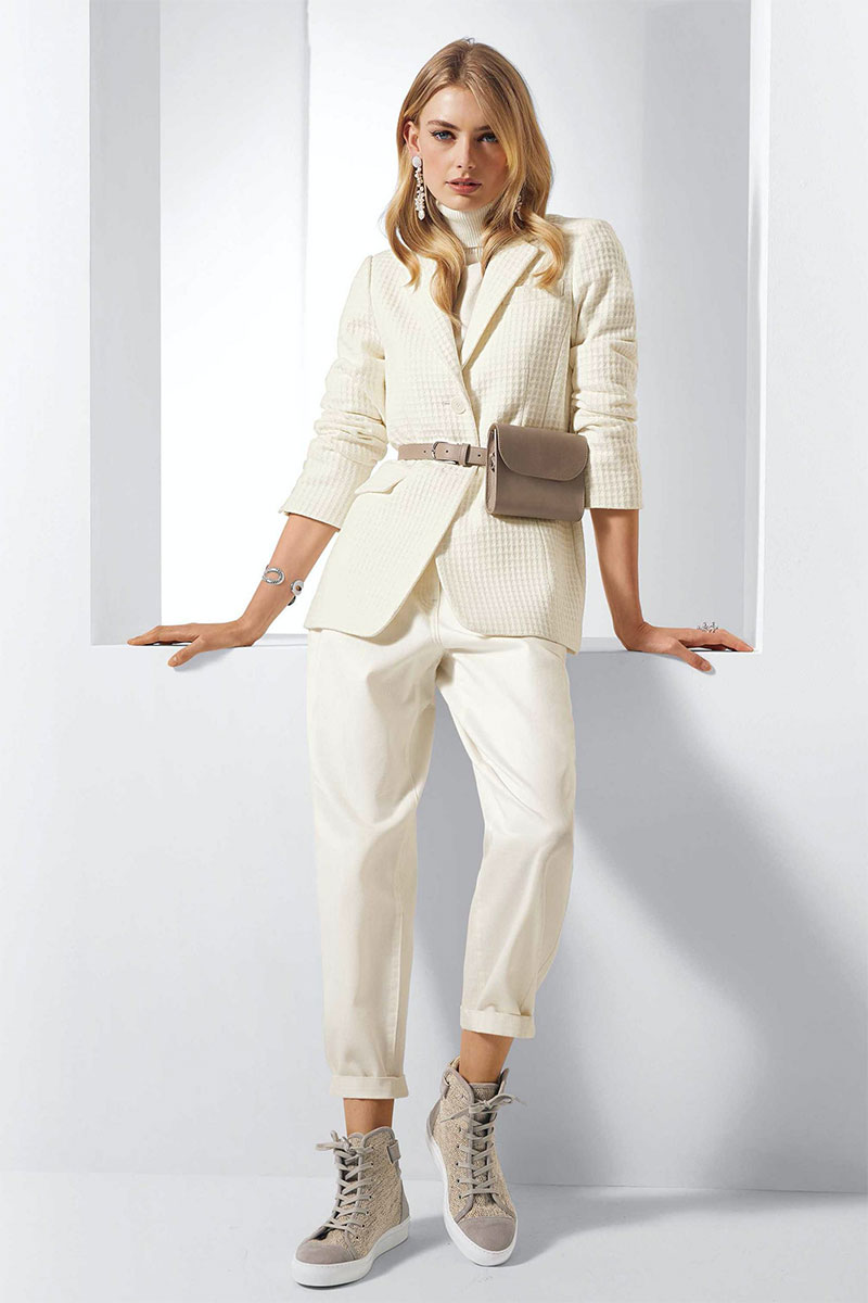 Madeleine Cotton Jeans