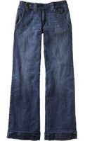 Old Navy Women's Wide-Leg Trouser Jeans