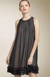Samantha Treacy 'Jackson' Silk Dress