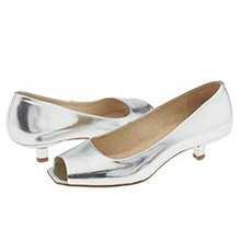 Boutique 58 Quinta - Silver Leather
