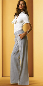 Bridget Fit Front Seam Pant