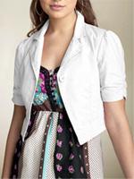 Frenchi Linen Blend Jacket