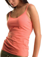 Stretch Cotton Cami