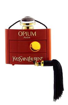 Yves Saint Laurent 'Opium' Deluxe Parfum Bottle