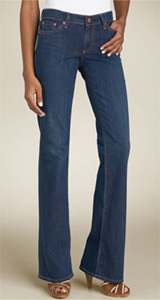 AG Jeans 'The Club' Stretch Flare Jeans (Tourmaline Wash)