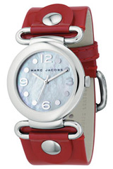 MARC BY MARC JACOBS Ladies' Round Dial Patent Watch
