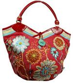 Ipa-Nima Embroidered Tote