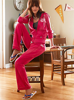 Victoria's Secret PINK® The Lounger Hoodie