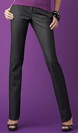 INC International Concepts® Extended-Tab Skinny Denim Trouser