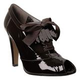 Moschino Kiltie Bow Front Shoe