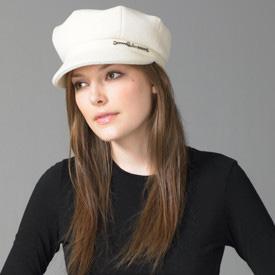 Burberry Millie Wool Cap