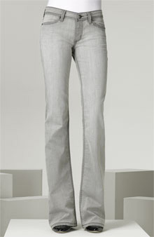 Light grey is back for denim jeans - YLF
