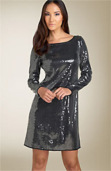 Laundry by Design Sequined Shift