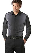 Calvin Klein Ombre Stripe Woven Shirt