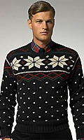 Polo Ralph Lauren Holiday Snowflake Sweater