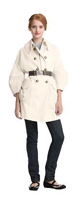 Metal Cotton Coat & May Denim Pant
