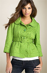 Juicy Couture 'Areo' Jacquard Jacket