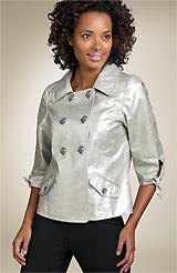 Classiques Entier® Silver Snake Jacket
