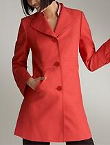 Double Weave Cotton Coat