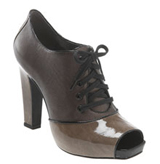 Vince Camuto 'Maran' Peep Toe Lace-Up Oxford