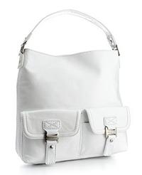 Michael Kors Ranger Patent Leather Shoulder Bag