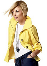 Anne Klein Anorak Jacket