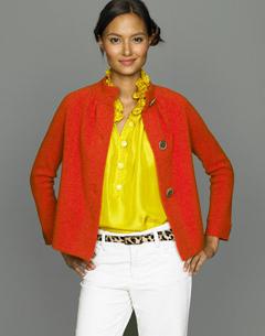 Cashmere Mina Jacket