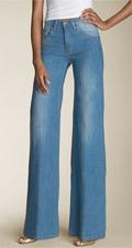 18th Amendment 'Colbert' High Waist Flare Stretch Jeans