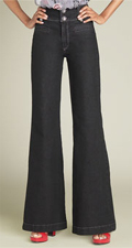 Rich and Skinny 'Lanky' Wide Leg Jeans