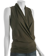Safari Pima Wrap Tank