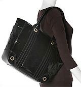 Sigrid Olsen Handbags Crinkle Patent Tote