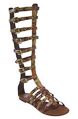 Jeffrey Campbell 'Tip 2' Gladiator Sandal