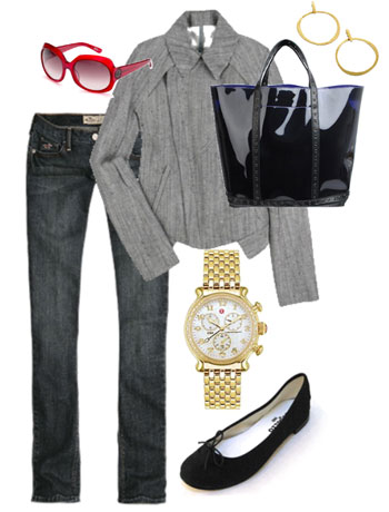 Casual Looks for Women in their 50s