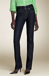 Rich and Skinny 'High' Straight Leg Stretch Jeans