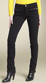 L.A.M.B. Super Slim Fit Stretch Jeans