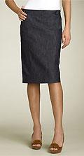 Classiques Entier® Denim Skirt