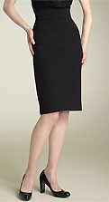 Diane von Furstenberg 'Marta' Ponte Knit Pencil Skirt