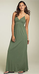 Velvet Torch Maxi Sundress