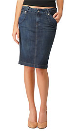 Shiori Pencil Skirt