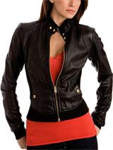 Italiano Leather Jacket