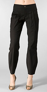 Hengst Atlas Pant in Black