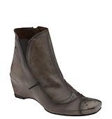 Hispanitas Metallic Toe Ankle Boot