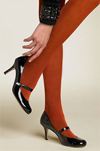 Frenchi® Opaque Tights