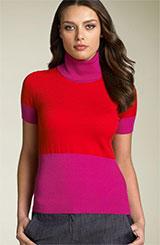 Theory 'Caryl - Steady' Turtleneck Sweater