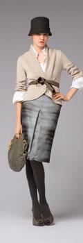 Wool Sweater Jacket