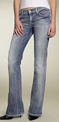 7 For All Mankind® Bootcut Stretch Jeans
